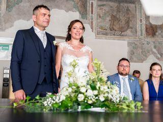 Le nozze di Elisabetta e Marco