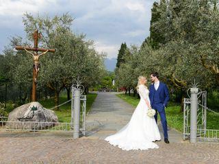 Le nozze di Camilla e Stefano