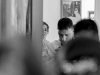 Le nozze di Giancarlo e Mariaisa 1