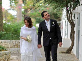 Le nozze di Giancarlo e Mariaisa