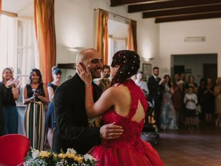 Le nozze di Francesca e Gianfranco