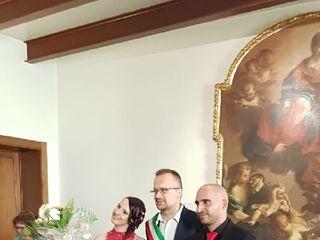 Le nozze di Francesca e Gianfranco  1