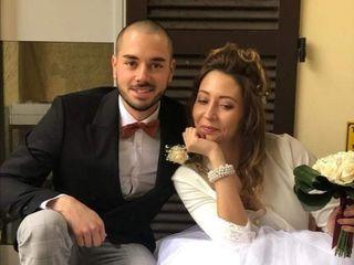 Le nozze di Samantha  e Mirko 1
