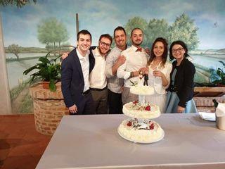 Le nozze di Samantha  e Mirko