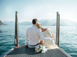 Le nozze di Marina e Alex