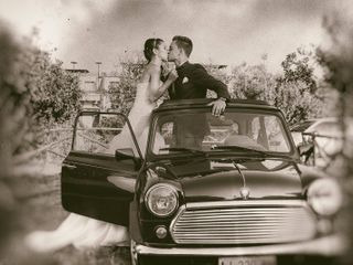 Le nozze di Luciana e Concetto