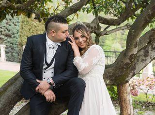Le nozze di Jessica e Daniele
