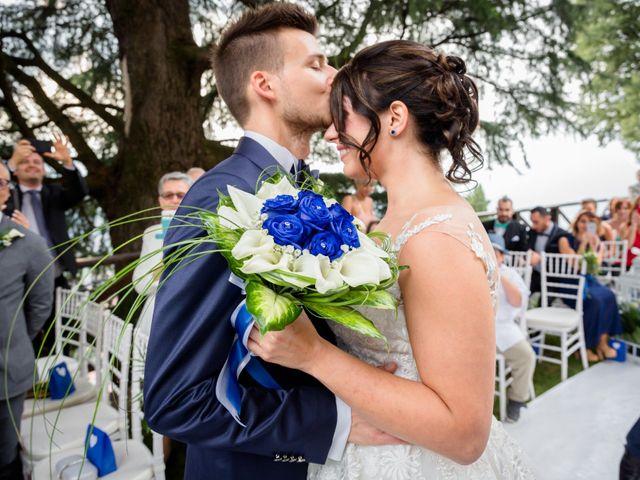 Il matrimonio di Jacopo e Claudia a Lecco, Lecco 17