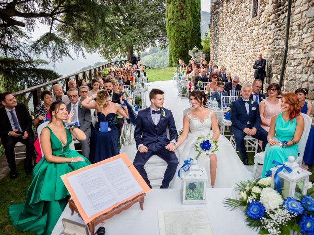 Il matrimonio di Jacopo e Claudia a Lecco, Lecco 18