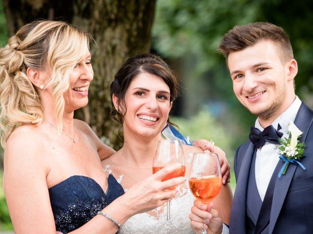 Il matrimonio di Jacopo e Claudia a Lecco, Lecco 23