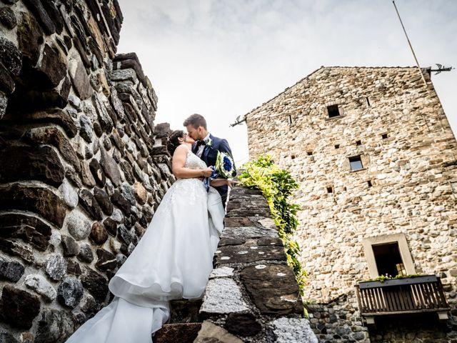 Il matrimonio di Jacopo e Claudia a Lecco, Lecco 25