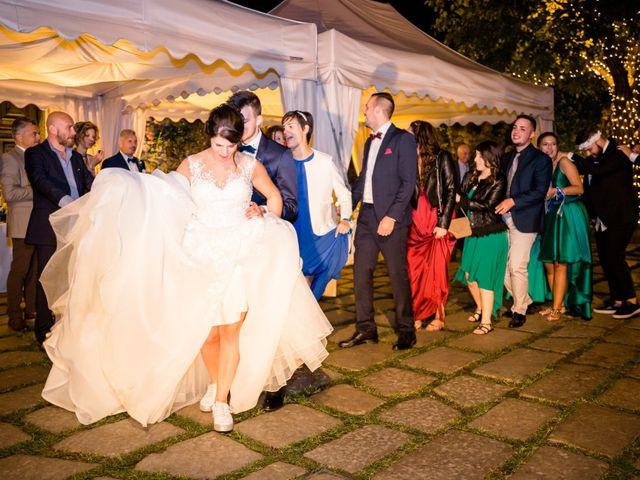 Il matrimonio di Jacopo e Claudia a Lecco, Lecco 40
