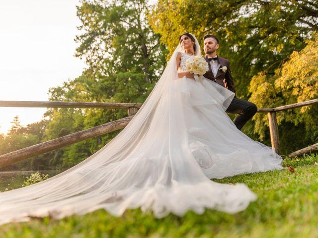 Il matrimonio di Mattia e Veronica a Verona, Verona 16