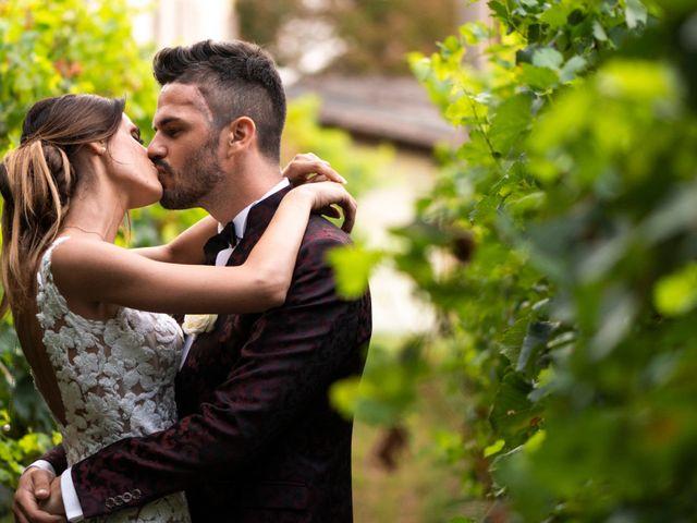 Il matrimonio di Mattia e Veronica a Verona, Verona 21