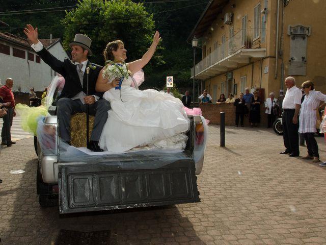 Il matrimonio di Loris e Roberta a Ivrea, Torino 36