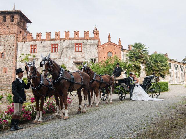 Il matrimonio di Loris e Roberta a Ivrea, Torino 39