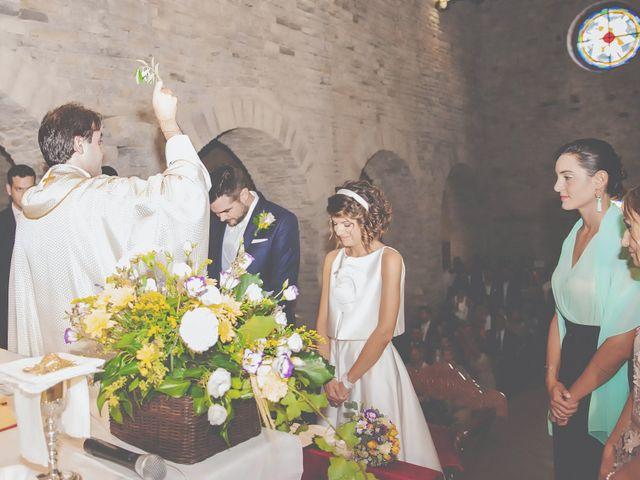 Il matrimonio di Paolo e Giulia a Gubbio, Perugia 21