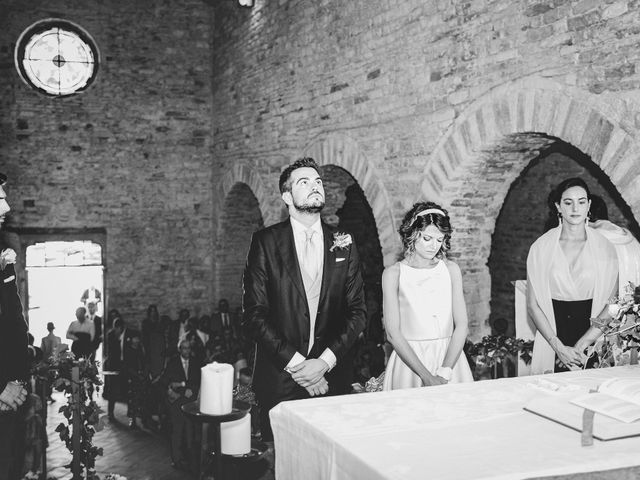 Il matrimonio di Paolo e Giulia a Gubbio, Perugia 22