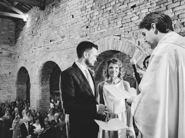 Il matrimonio di Paolo e Giulia a Gubbio, Perugia 24
