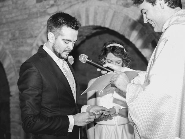 Il matrimonio di Paolo e Giulia a Gubbio, Perugia 25