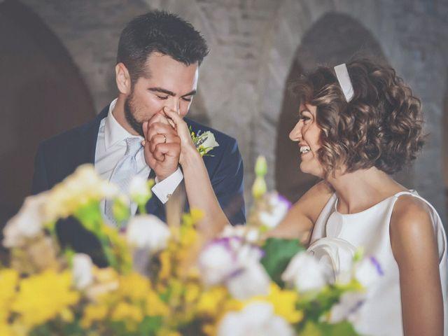 Il matrimonio di Paolo e Giulia a Gubbio, Perugia 26