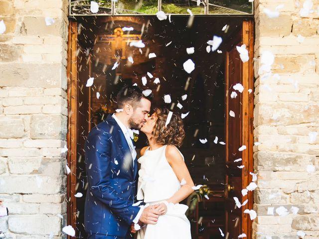 Il matrimonio di Paolo e Giulia a Gubbio, Perugia 31