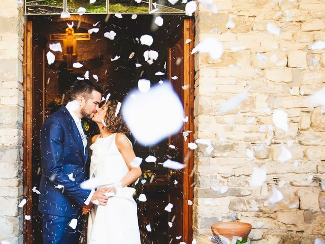 Il matrimonio di Paolo e Giulia a Gubbio, Perugia 32