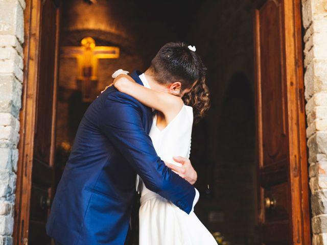 Il matrimonio di Paolo e Giulia a Gubbio, Perugia 34