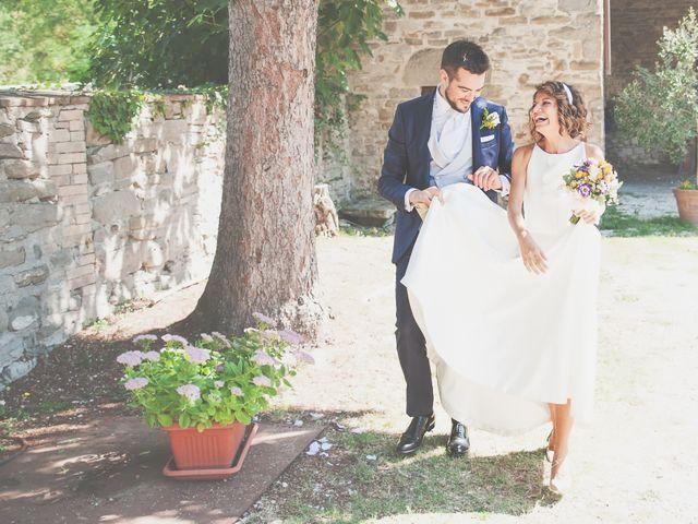Il matrimonio di Paolo e Giulia a Gubbio, Perugia 35
