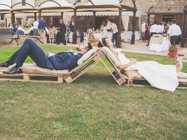 Il matrimonio di Paolo e Giulia a Gubbio, Perugia 43