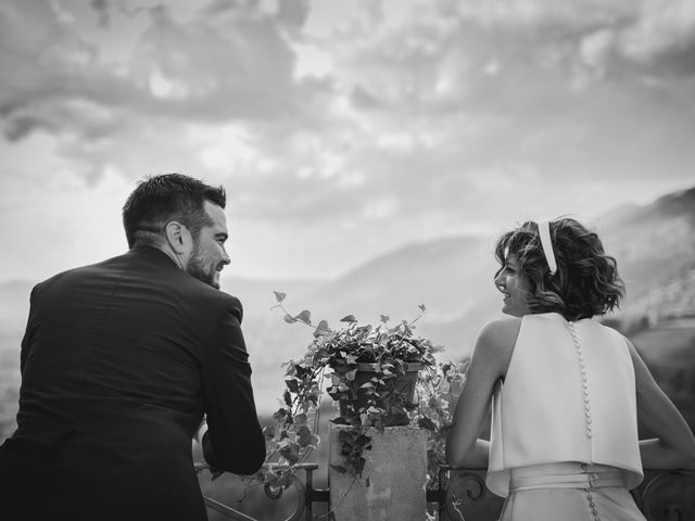 Il matrimonio di Paolo e Giulia a Gubbio, Perugia 49
