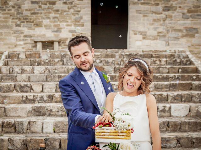 Il matrimonio di Paolo e Giulia a Gubbio, Perugia 62