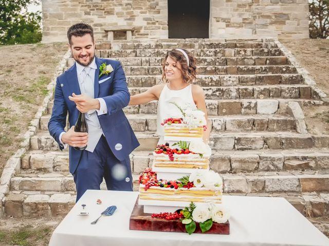Il matrimonio di Paolo e Giulia a Gubbio, Perugia 63