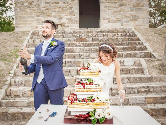 Il matrimonio di Paolo e Giulia a Gubbio, Perugia 64