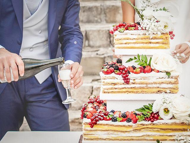 Il matrimonio di Paolo e Giulia a Gubbio, Perugia 65