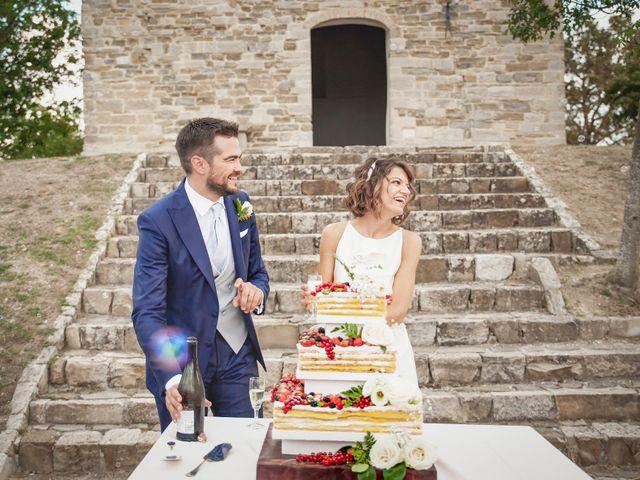 Il matrimonio di Paolo e Giulia a Gubbio, Perugia 67