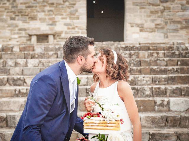 Il matrimonio di Paolo e Giulia a Gubbio, Perugia 69