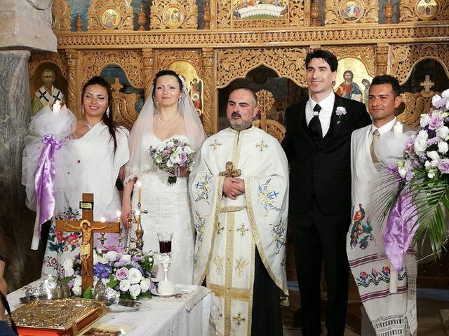 Il matrimonio di Daniele  e Ecaterina  a Trani, Bari 3