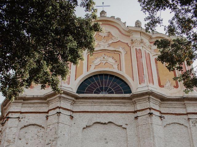 Il matrimonio di Vincenzo e Daniela a Calice Ligure, Savona 7