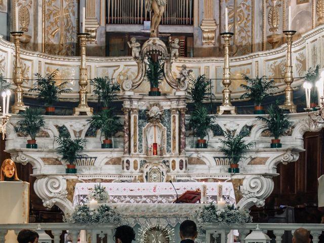 Il matrimonio di Vincenzo e Daniela a Calice Ligure, Savona 9