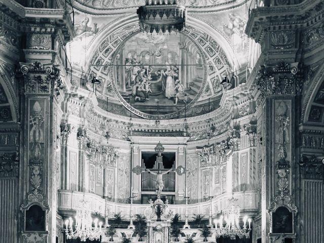 Il matrimonio di Vincenzo e Daniela a Calice Ligure, Savona 10