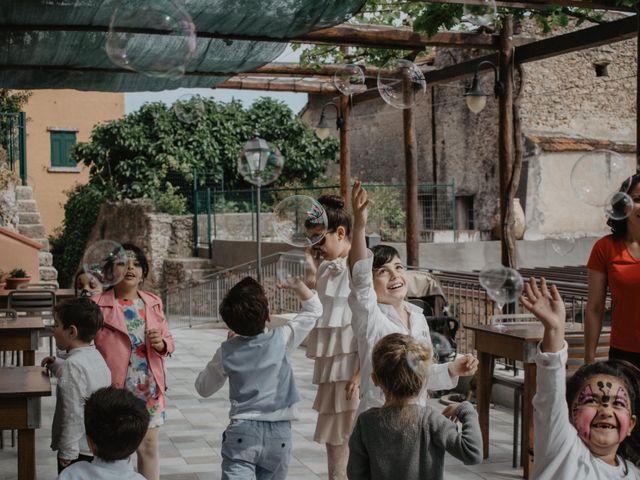 Il matrimonio di Vincenzo e Daniela a Calice Ligure, Savona 15