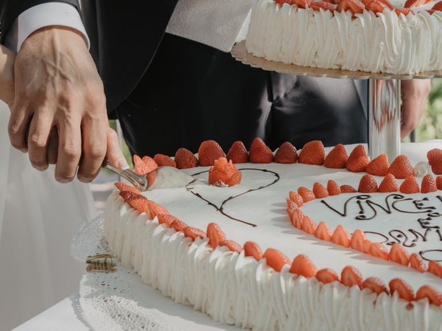 Il matrimonio di Vincenzo e Daniela a Calice Ligure, Savona 16