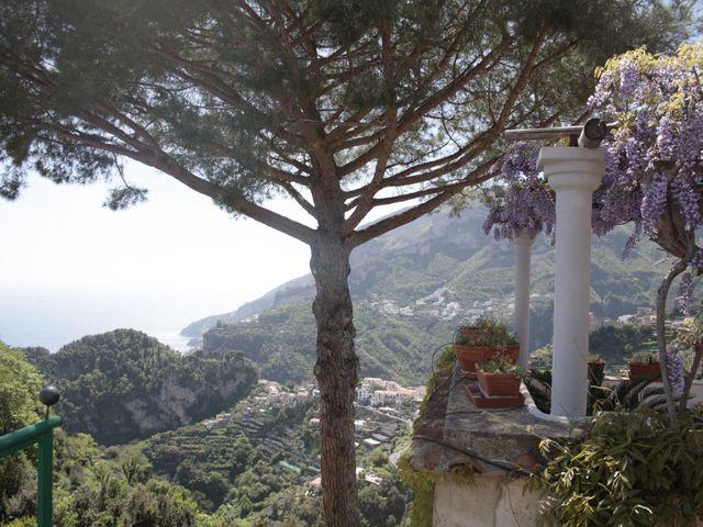 Il matrimonio di Anna e Fabio a Ravello, Salerno 4