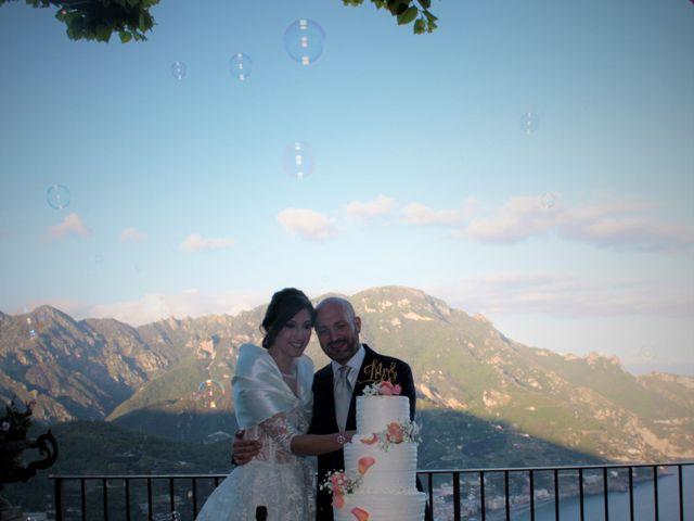 Il matrimonio di Anna e Fabio a Ravello, Salerno 10