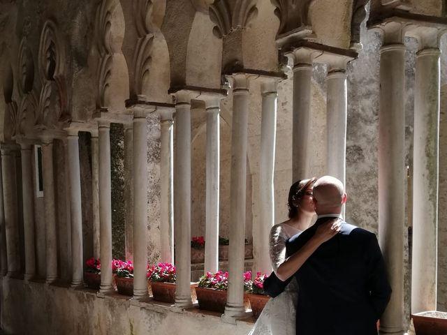 Il matrimonio di Anna e Fabio a Ravello, Salerno 1