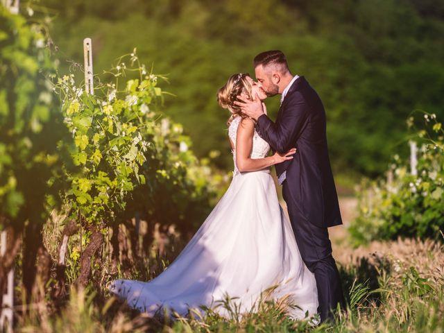 Le nozze di Erika e Bruno