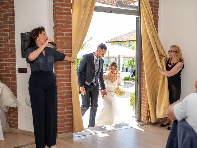 Il matrimonio di Bruno e Erika a Isola d'Asti, Asti 23