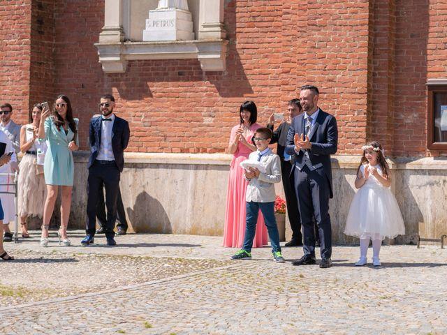Il matrimonio di Bruno e Erika a Isola d'Asti, Asti 28
