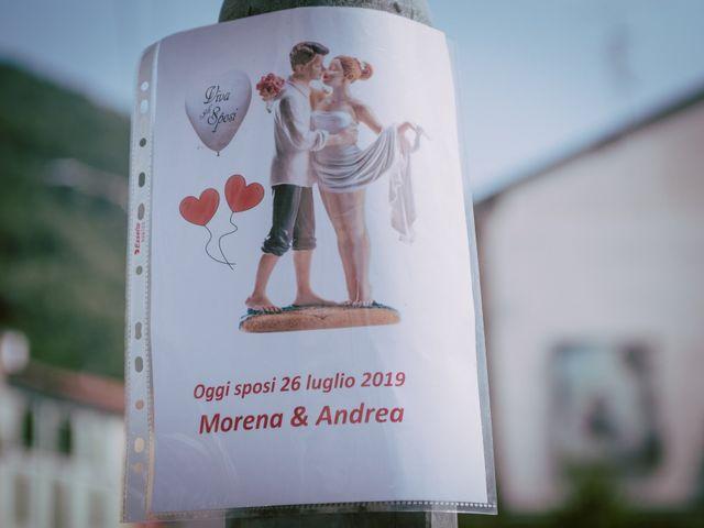 Il matrimonio di Andrea e Morena a Varese, Varese 15